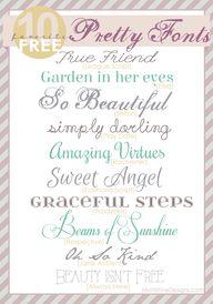 40 Best Wedding Font