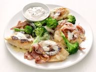 Pierogi with Ham and