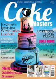 July Cake Masters Ma