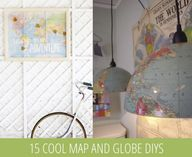 15 Cool Map And Glob