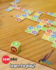 Sumoku is a sudoku-l