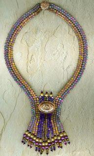 Aztec Queen- A Beadi