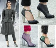 Transparent heels ::