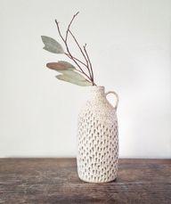 Ceramic vase home do...