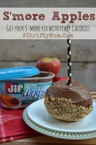 S'mores  Apples, qui