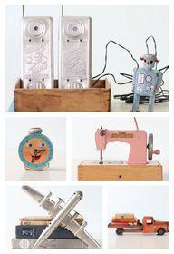 Vintage toys on Etsy