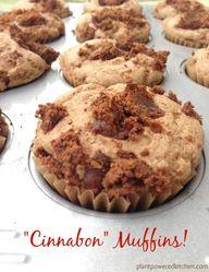 """""""Cinnabon"""" Muffins!"""