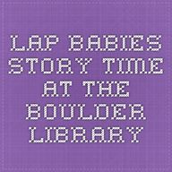 Lap Babies Story Tim