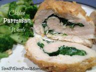 Chicken Parmesan Whe