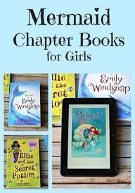 Mermaid Chapter Book