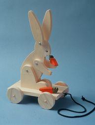 Ramblin' Rabbit Wood