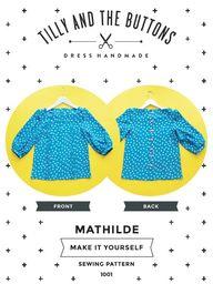 MATHILDE sewing patt