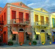 Colorful Architectur