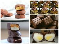 12 Copycat Candy Bar