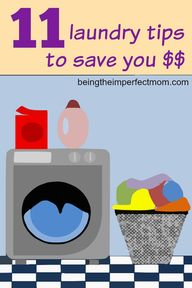 11 Laundry Tips to S