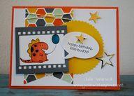 Super cute kids card
