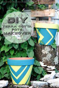 Terra Cotta Pots Mak