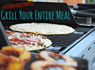 Grill Your Meal from