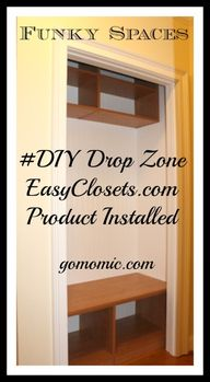 #DIY Drop Zone EasyC