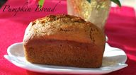 Pumpkin Bread - Glut