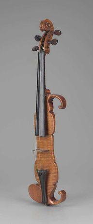 Practice violin  , a