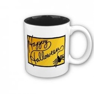 Cute Halloween mugs!