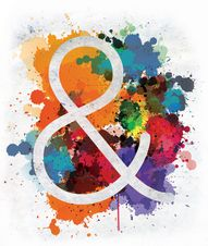 Ampersand! #colorspl