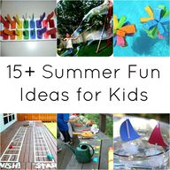 15+ Summer Fun Ideas