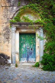 Ravello, Italy - pin