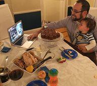 A Virtual Family Din
