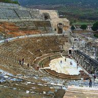 The amphitheater at