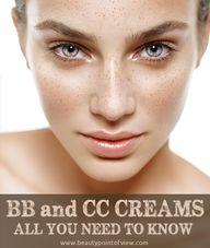 BB and CC Creams - A