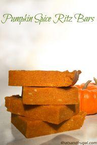 Pumpkin Spice Ritz B
