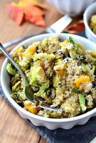 Quinoa with Carameli