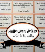 Pumpkins, witches an