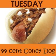 It's #ConeyTuesday!