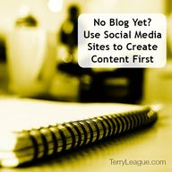 No Blog Yet? Use Soc