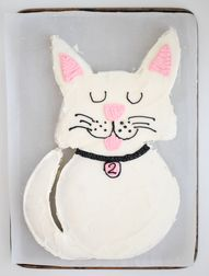 Kitty Cat Cake | Hot