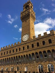 Palazzo Vecchio, the