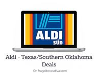 #Aldi Texas/Southern