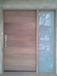 Custom Exterior Door...