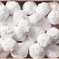 Almond Snowballs = C