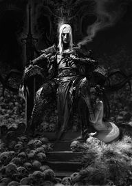 Amazing Elric art by