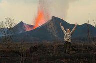 Mt. Nyiragongo in ea