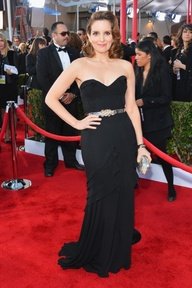 Tina Fey at the SAG