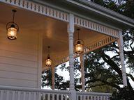 Farmhouse porch ligh
