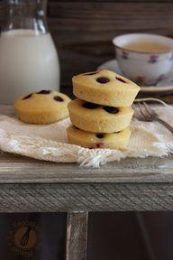Mini Cakes de Almend