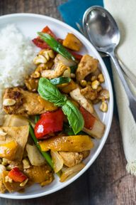 Thai Mango Chicken S