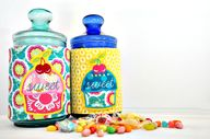 cupcake jar sleeves