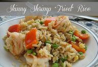 Healthy Shrimp Fried